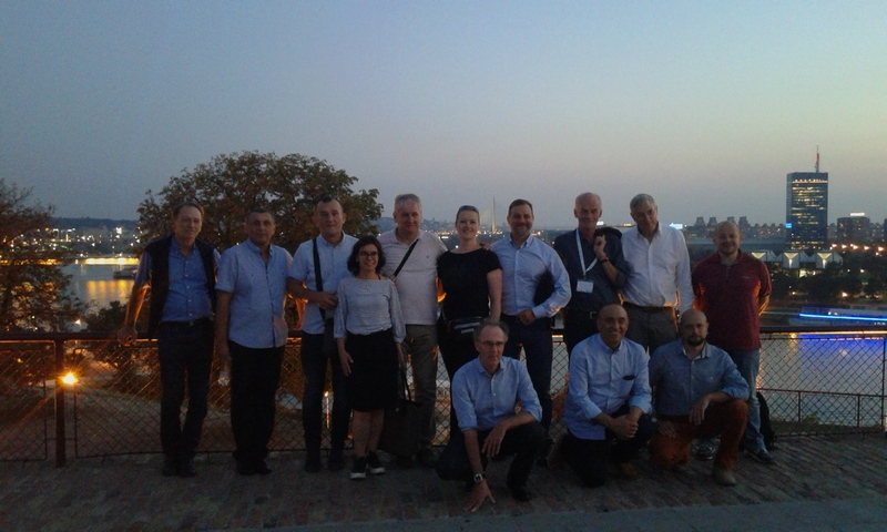 FVE BOARD MEETING Belgrade 2018 Belgrade Fortress